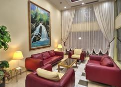 安格莉卡帕拉斯酒店 - 伊古迈尼察 - 休息厅