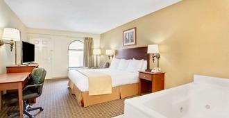 斯托克布里奇戴斯酒店 - 斯托克布里奇 - 睡房