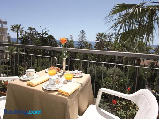 帕拉狄索酒店 - 圣雷莫 - 阳台