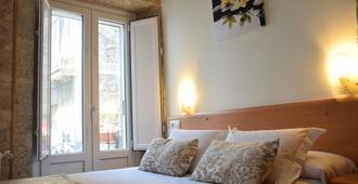 阿诺萨旅馆 - 圣地亚哥-德孔波斯特拉 - 睡房