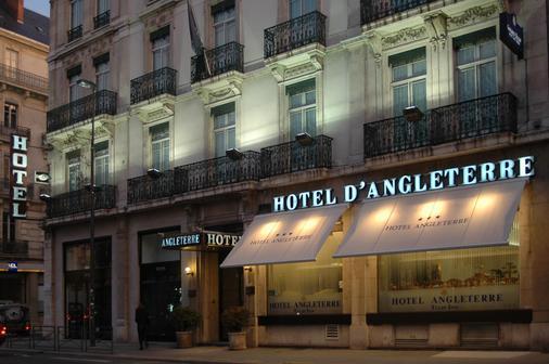 安格勒特里格勒诺布尔中心酒店 - 格勒诺布尔 - 建筑