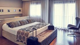 圣保罗潘普洛纳美居公寓 - 圣保罗 - 睡房