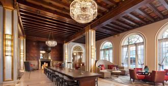 威斯汀圣何塞酒店 - 圣何塞 - 酒吧