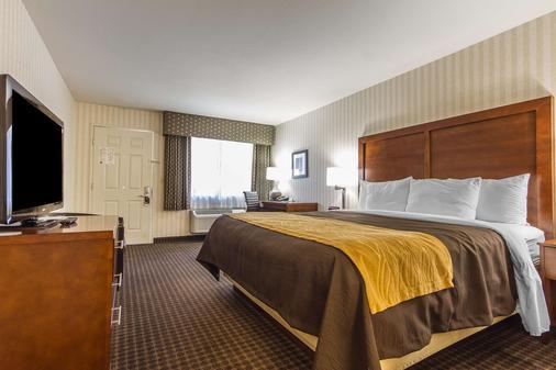 品质酒店 - 半月湾 - 睡房