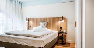 伯尔尼酒店 - 伯尔尼 - 睡房