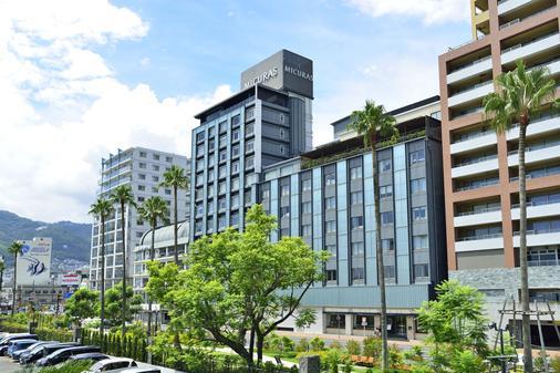 米库拉斯酒店 - 热海市 - 建筑