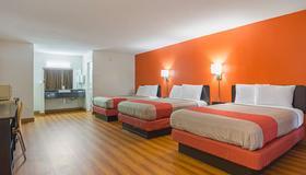 田纳西克里夫兰 6 号汽车旅馆 - 克利夫兰 - 睡房