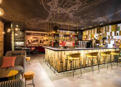 水星阿特里亚阿拉中央酒店 - 阿拉斯 - 酒吧