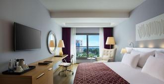 阿克拉维酒店 - 安塔利亚 - 客房设施