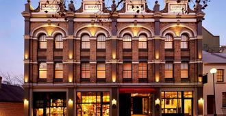 美憬阁悉尼岩石区海港酒店 - 悉尼 - 建筑