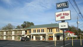 杰克逊维尔最佳休闲汽车旅馆 - 杰克逊维尔 - 建筑