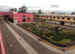 7 号别墅酒店 - 墨西哥城 - 户外景观