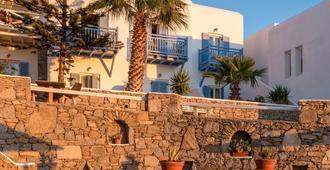文西亚精品酒店 - 米科諾斯岛 - 酒吧