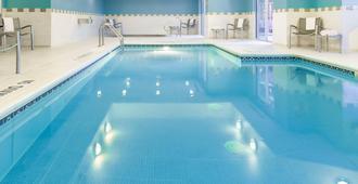 休斯顿布鲁克哈罗斯普林希尔万豪套房酒店 - 休斯顿 - 游泳池