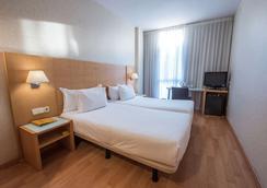 西尔肯圣格瓦西酒店 - 巴塞罗那 - 睡房