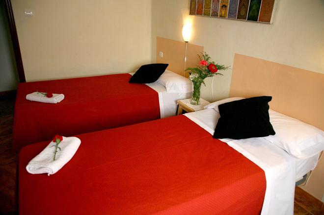 杜克萨旅馆 - 格拉纳达 - 睡房