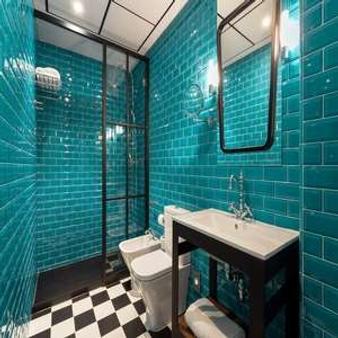瓦莱里娅室友酒店 - 马拉加 - 浴室