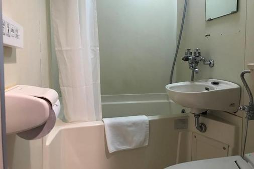 中延弗莱斯泰酒店 - 东京 - 浴室