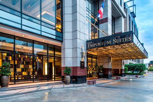 察殿恩博利豪华酒店 - 曼谷 - 建筑