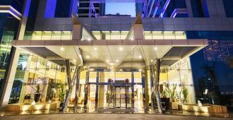 加纳格兰德酒店 - 迪拜 - 建筑