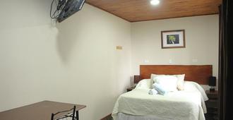 蒙得维的亚森林民宿 - 蒙特韦尔德 - 睡房