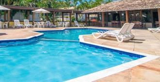 波尔图奥希阿诺酒店 - 塞古罗港 - 游泳池