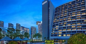 滨海湾宾乐雅臻选酒店 - 新加坡 - 建筑