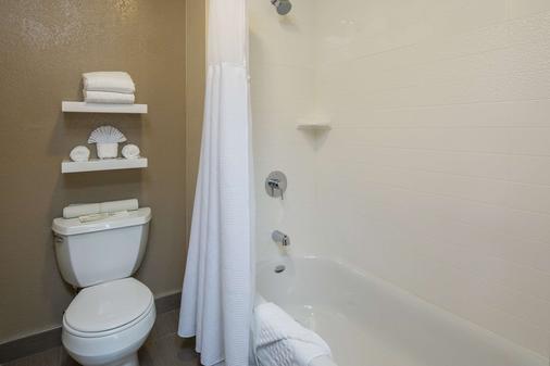 普拉斯谷贝斯特韦斯特酒店 - 森尼维耳市 - 浴室