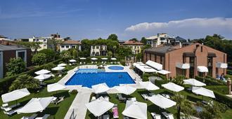 利多别墅酒店 - 威尼斯 - 游泳池