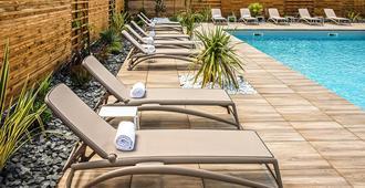 初心旅馆 - 图卢兹 - 游泳池