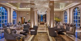 新月阁酒店 - 达拉斯 - 休息厅