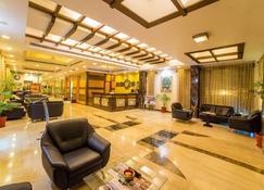 阿曼特拉舒适酒店 - 乌代浦 - 大厅