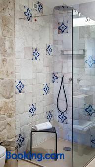 马塞里亚德拉沃佩酒店 - 诺托 - 浴室