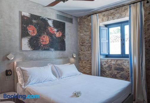马塞里亚德拉沃佩酒店 - 诺托 - 睡房