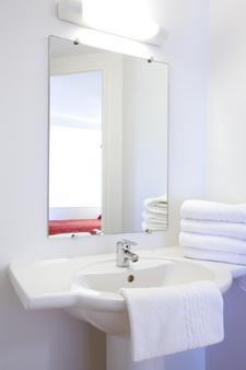 普瑞米尔加莱中央车站经典酒店 - 加来 - 浴室