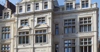 肖尔迪奇Z酒店 - 伦敦 - 建筑