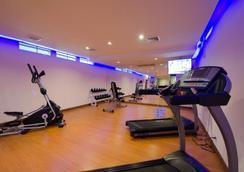 埃切克沙同酒店 - 曼谷 - 健身房