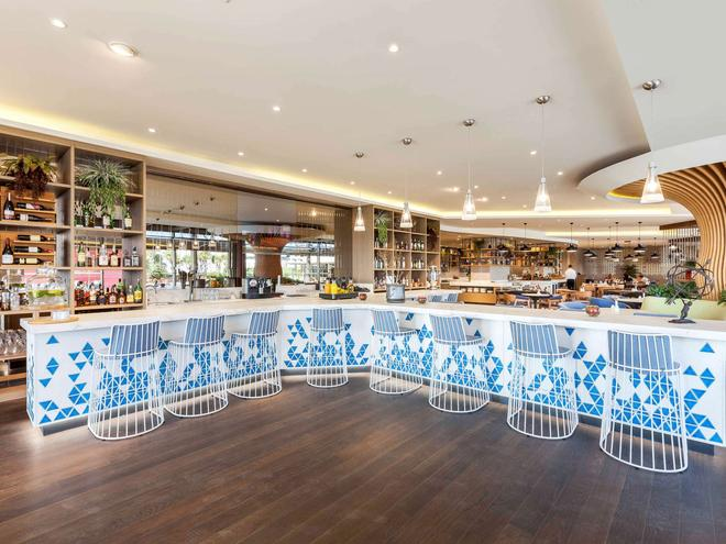 伊斯坦布尔诺富特酒店 - 伊斯坦布尔 - 酒吧