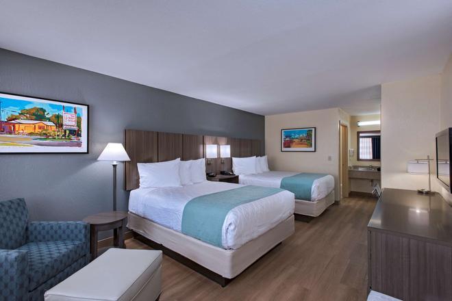 阿兰萨斯港贝斯特韦斯特酒店 - 阿兰瑟斯港 - 睡房