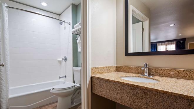 阿兰萨斯港贝斯特韦斯特酒店 - 阿兰瑟斯港 - 浴室