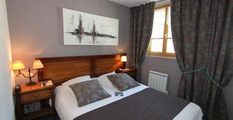 和地球之间的海酒店 - 翁弗勒尔 - 睡房