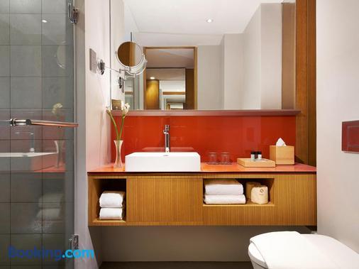 新加坡市中心绿洲酒店 - 新加坡 - 浴室