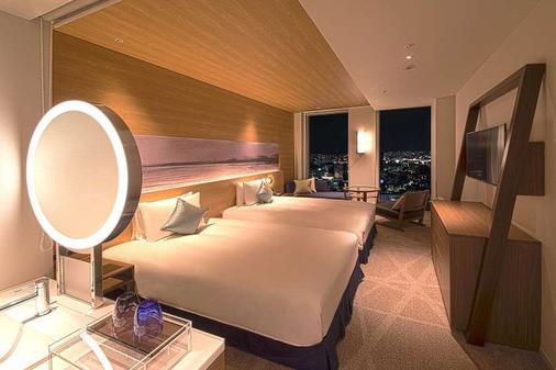 名古屋王子大饭店 - 名古屋 - 睡房