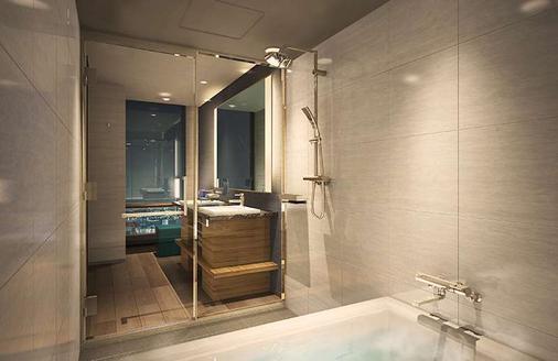 名古屋王子大饭店 - 名古屋 - 浴室