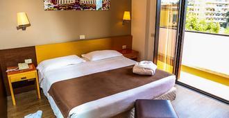 西斯托弗酒店 - 罗马 - 睡房