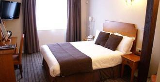 磨坊 Spa 酒店 - 切斯特 - 睡房