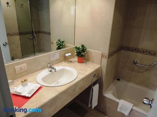 大卫王公寓酒店 - 科尔多瓦 - 浴室
