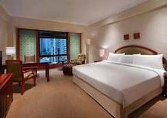 苏丹酒店 - 雅加达 - 睡房