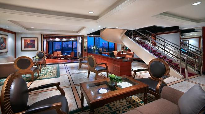 苏丹酒店 - 雅加达 - 柜台