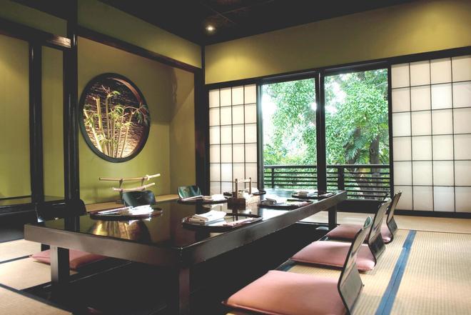 苏丹酒店 - 雅加达 - 餐厅